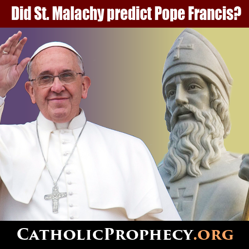 St. Malachy Prophecy