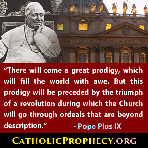 Pope Prophecy